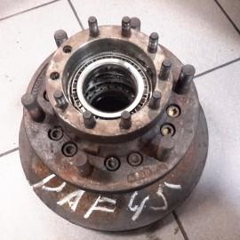 DAF 45, Задняя ступица, шесть шпилек, с тормозным диском.