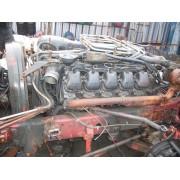 MAN 19462 Двигатель