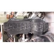 Сиденье водительское Mercedes-Benz Actros (A943910630100009B51)